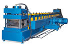 Heavy Highway Guardrail Roll Forming Machine , Crash Barrier Highway Guardrail Roll Forming Machine